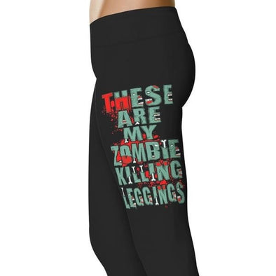 YouStatement TWD Zombie Killing Leggings