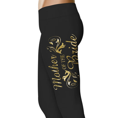YouStatement Wedding Excitement Mother Of The Bride - Wedding Excitement Leggings