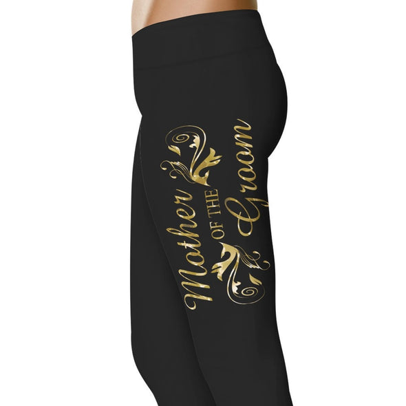 YouStatement Wedding Excitement Mother Of The Groom - Wedding Excitement Leggings