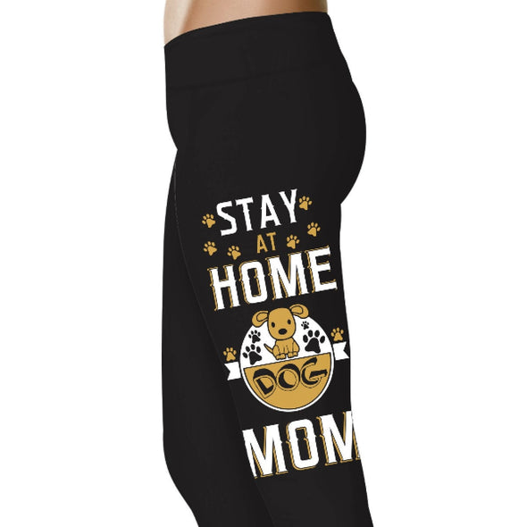YouStatment Dogs Stay Home Dog Mom - Dog Leggings