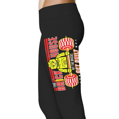 YouStatment Fitness and Wit The Brick House Leggings