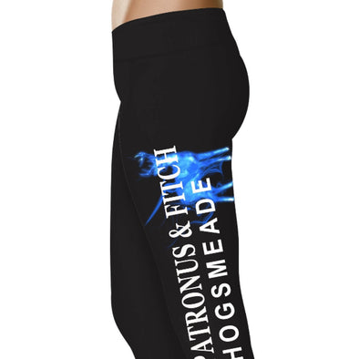 YouStatment HP Inspired Patronus and Fitch Leggings