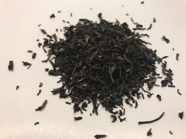 Sort te, India Darjeeling 2nd. fluss Selimbong, økologisk, 100 g