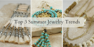 Top 3 Summer Jewelry Trends - The Skipping Stone