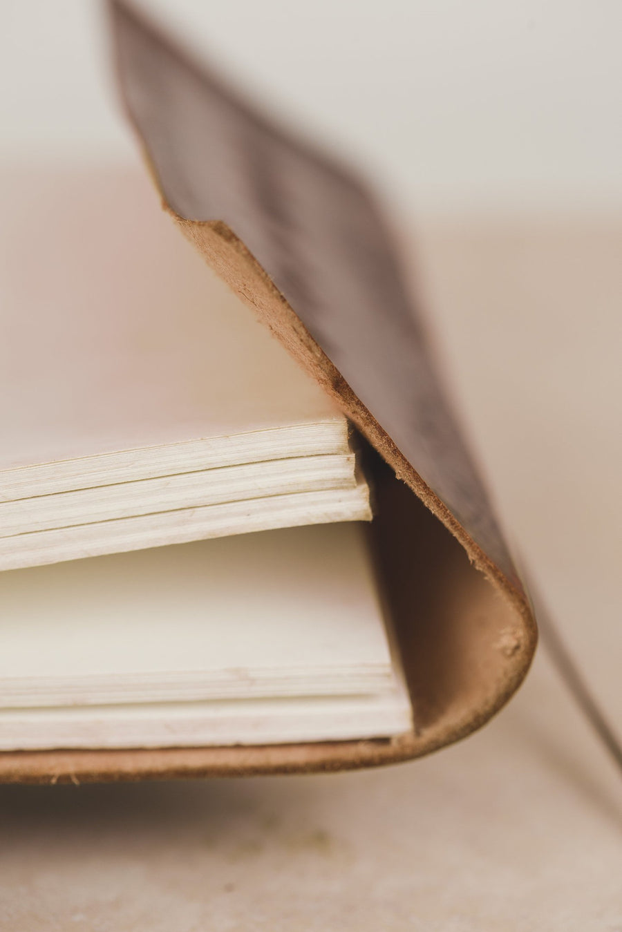 Elephant Leather Journal