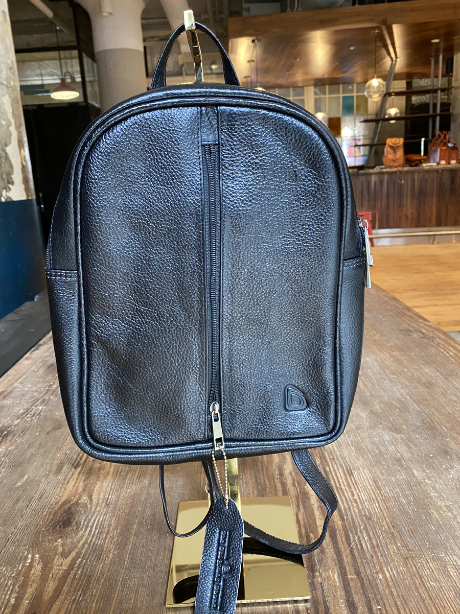 All-For-One Leather Backpack (Small)