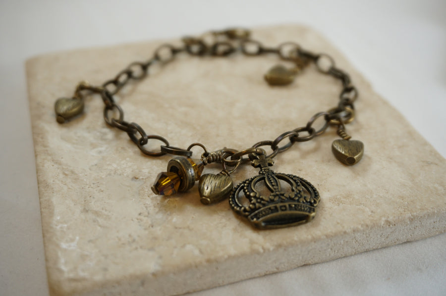 Daughter of The King Bracelet