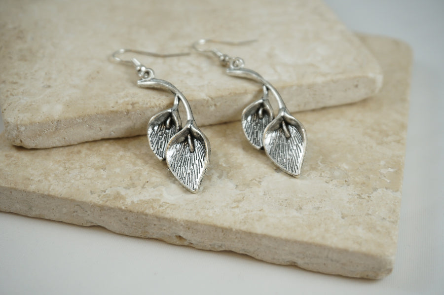 Calla Lilly Earrings