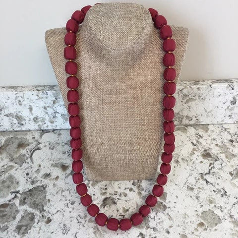 Jubilee Sari Necklace