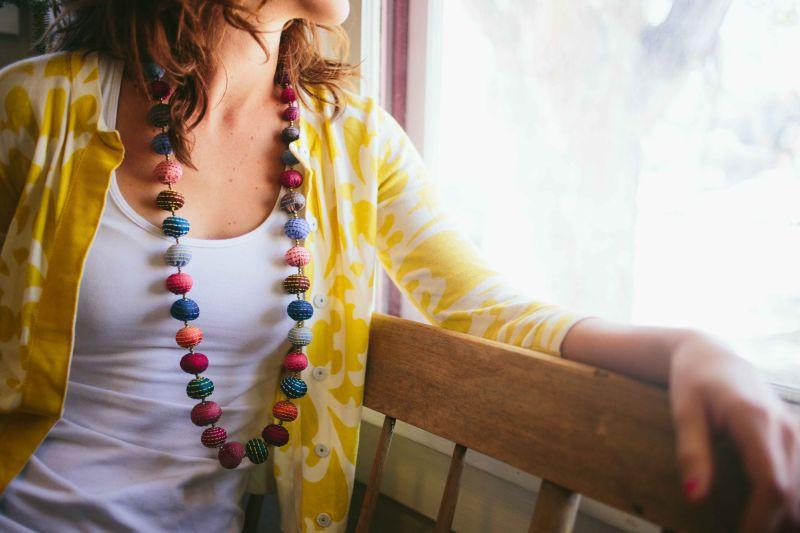 Jubilee Multicolor Necklace