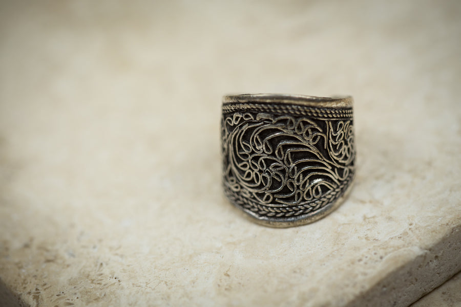 Winds of Change Ring