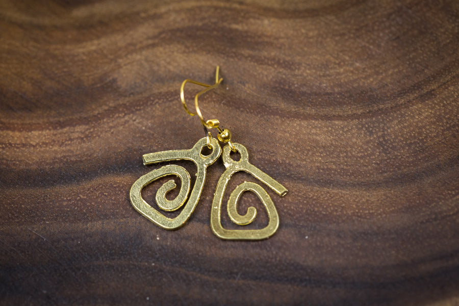 Make a Ripple Earrings
