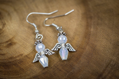 Guardian Angels - Earrings