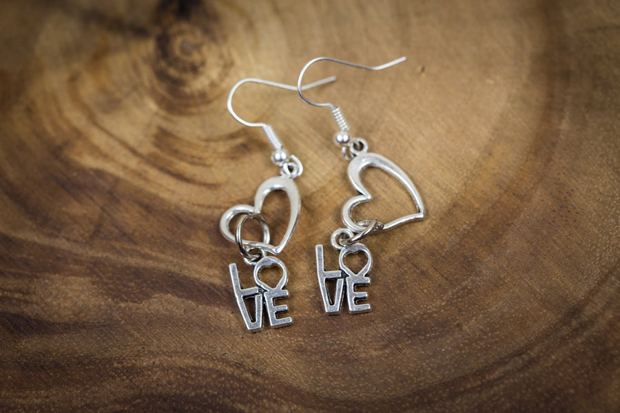 Jubilee Love Earrings