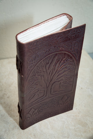 Tree of Life Leather Journal [Large]