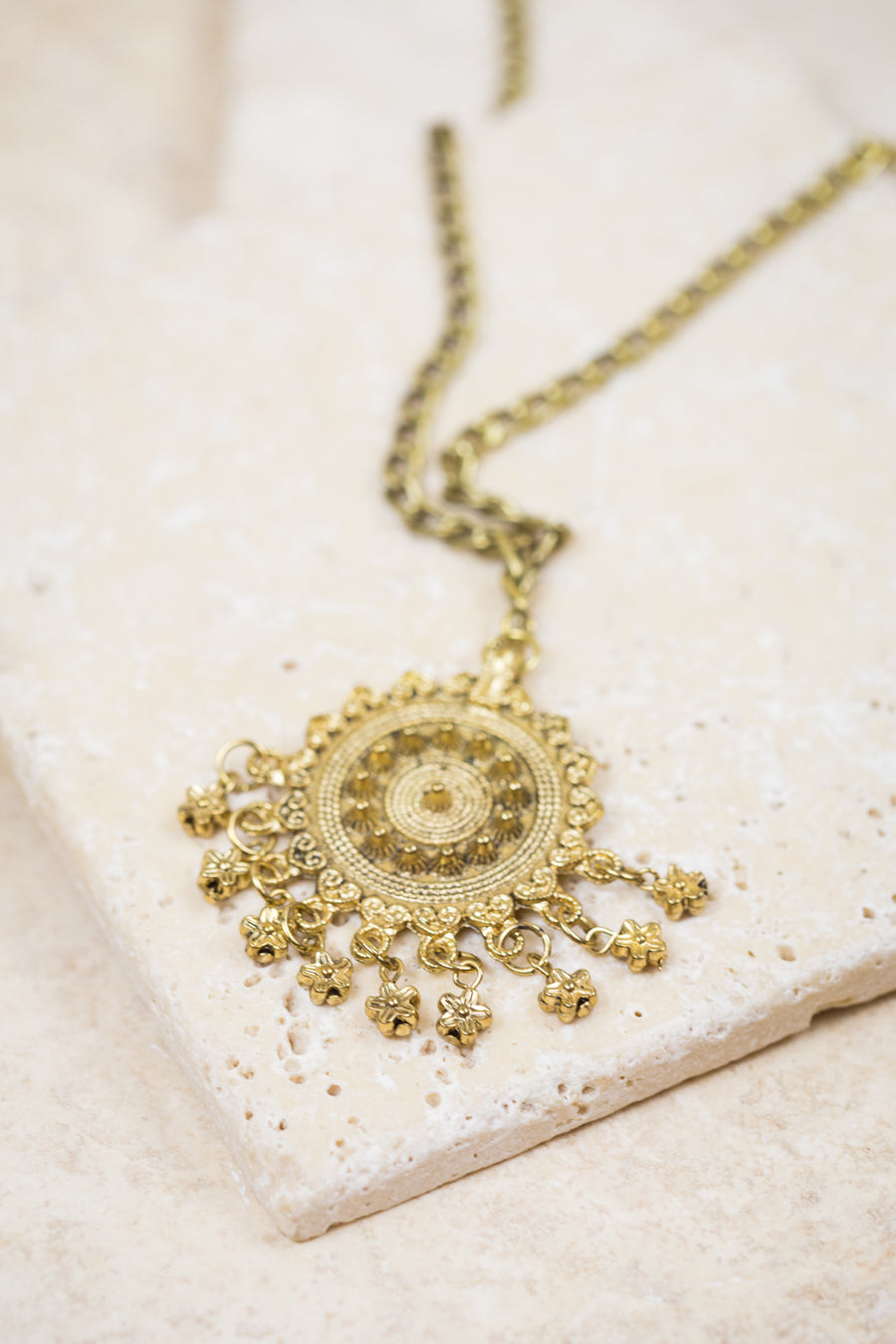 Surya Necklace