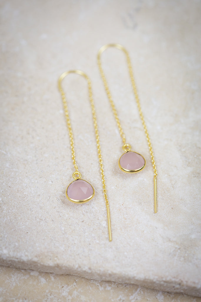 Blushing Twilight Escape Earrings