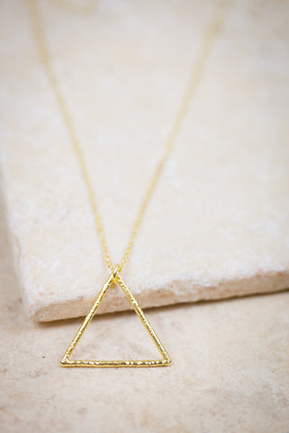Trinity Chain Necklace