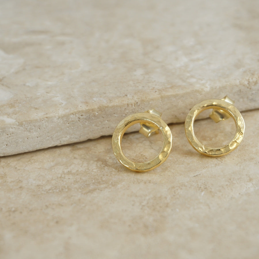 Eternity Loop Studs
