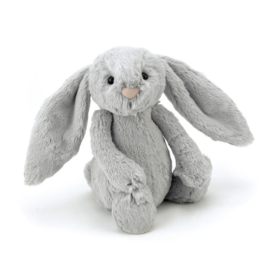 Bashful Bunny - Silver (Small)