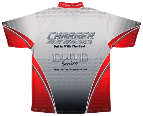 Charger Elite Series Short Sleeve Sublimated Jersey - CB VF2712-elite