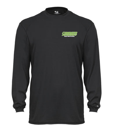 Long Sleeve Moisture Management Shirt - CBCW26B