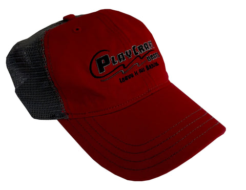 Unconstructed Mesh Cap - PC 111red