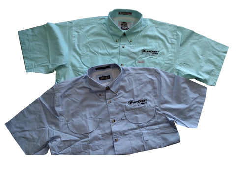 SS Vented Fishing Shirt - PC FSSS
