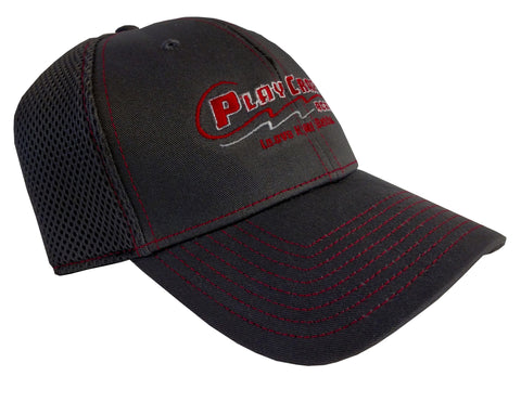 Flex Fit Structured Sport Mesh Cap - PC NE1120g