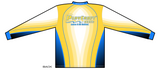 **CUSTOMIZED** Long Sleeve Zip-to-Neck with Stand Collar - PCB2712LS**