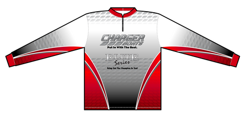 ELITE - Charger Elite Series long sleeve sublimated jersey - CB VF2712-elite