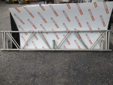 Custom Triangular Folding Truss: AL-2210-FTT  22'' by 10' long (28) - Mega Stage