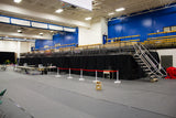 300 Seats Rised Audience Bleacher - Mega Stage