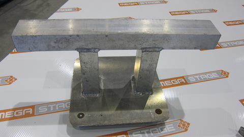 Global Truss Adaptor to Strap Cement Blocs or Other Device - Mega Stage