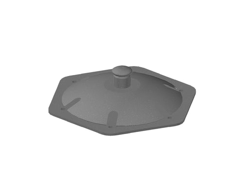 40K Spare Ground Plate (5008-121-01) - Mega Stage