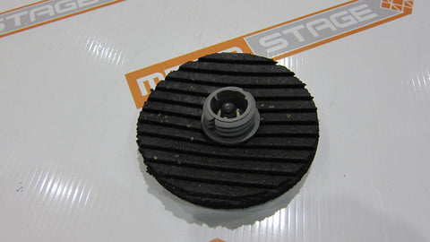 Rubber Mat that Connects to Pole for Roof Systems (38) - Mega Stage