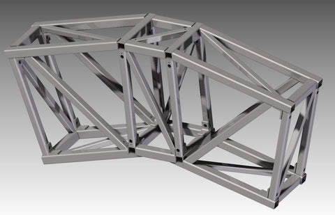 80 K Keystone Top Truss - Mega Stage