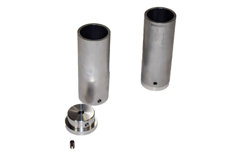 Legs & Accessories - Aluminium Legs (Pack Of 4) (Leveling Insert Compatible)