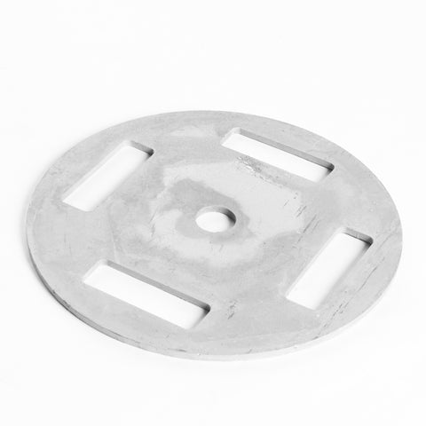 Legs & Accessories - Round Load Spreading Plate