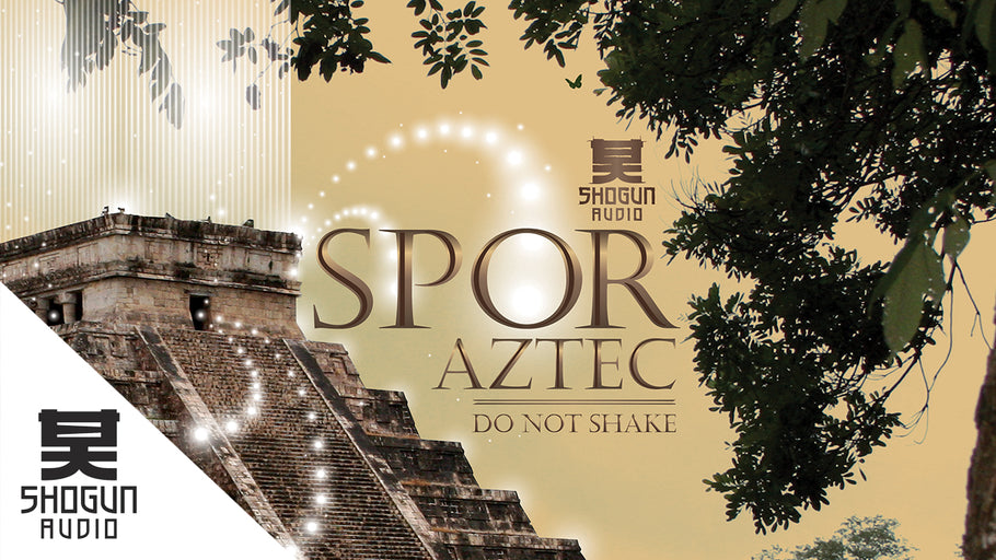 Back To Our Roots - 10 years of Spor's 'Aztec'