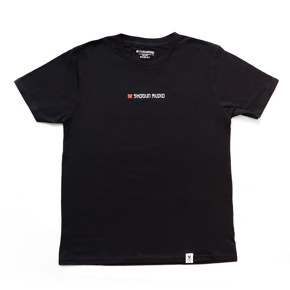Shogun Audio Replay T-Shirt Black - Shogun Audio
