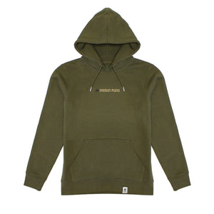 Shogun Audio Horizon Hoodie Khaki Green - Shogun Audio