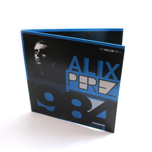 Shogun Audio - Alix Perez -  1984 10 Year Anniversary Vinyl Edition - Shogun Audio
