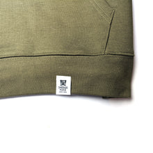 Shogun Audio - Shogun Audio Horizon Hoodie Khaki Green - Shogun Audio