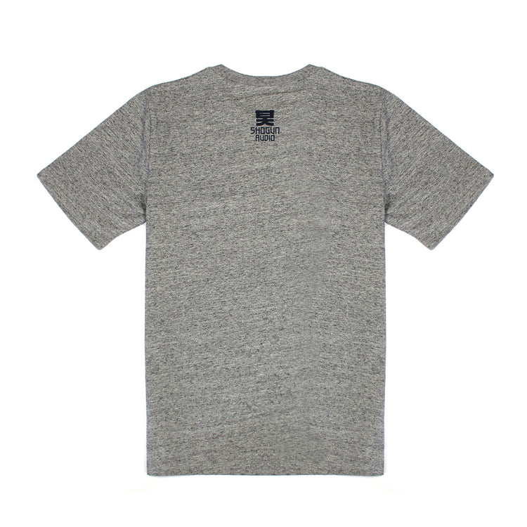 Shogun Audio - Shogun Essentials T-shirt Heather Grey - Shogun Audio
