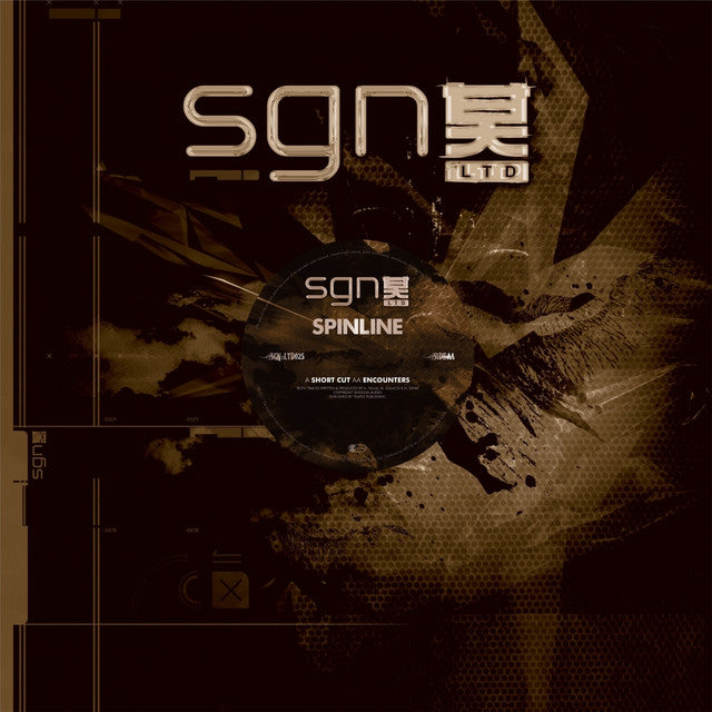 SGN:LTD - Spinline - Shortcut/Encounters - Shogun Audio