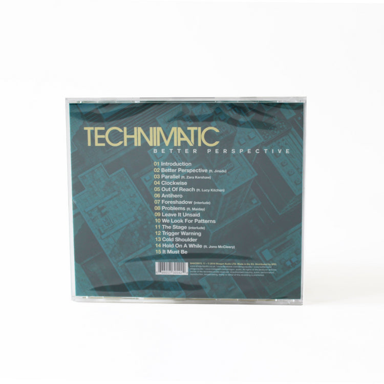 Technimatic - Better Perspective CD