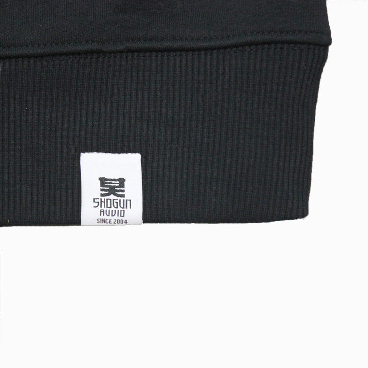 Shogun Audio - Shogun Essentials Black Sweater - Shogun Audio