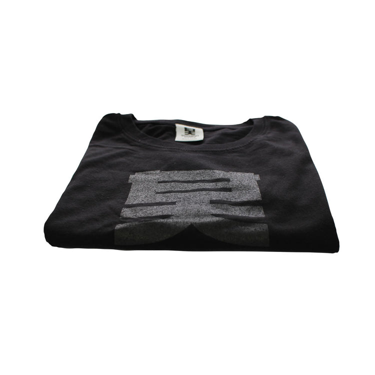 Classic T-Shirt Black On Black
