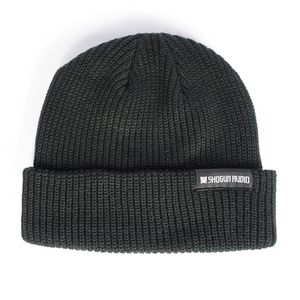 Shogun Audio Beanie Black - Shogun Audio